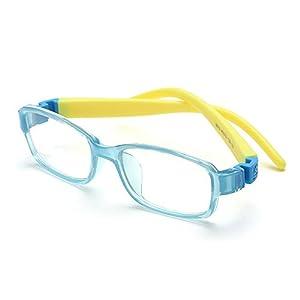 Fantia Children Flat Light eyeglass Kids Optical Glasses For Boys and Girls (7#)