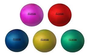 TRENAS Gymnastikball / Sitzball 55 cm / blau