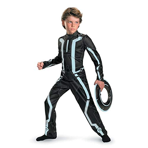 Deluxe Tron Legacy Costume - Medium]()