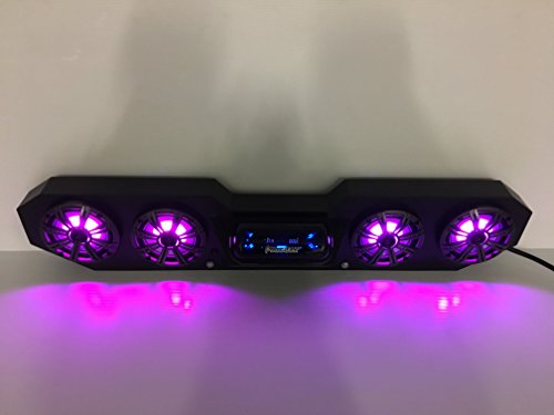 RANGER XP RGB Boss Bluetooth Deck with AUX/3.5mm input, USB, SD, Bluetooth by Galena (Image #2)