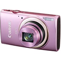 Canon IXY 630 Digital Camera 12x Optical Zoom P