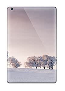 Keyi chrissy Rice's Shop New Arrival Premium Mini Case Cover For Ipad (white Trees)