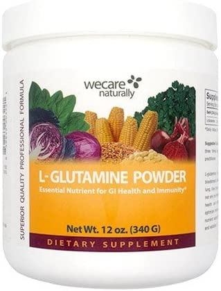 L-Glutamine Powder 12 oz