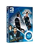 Tomb Raider / Strzelec / Eagle Eye [BOX] [3Blu-Ray] (English audio)