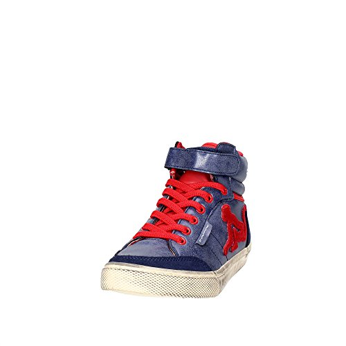 Collo a Camu Alto Blu Boston DrunknMunky Bambino Sneaker ZxOwa1In