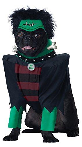 California Costume Collections Franken Pup Dog Costume, Medium