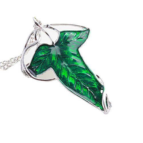 leaf clasp lord of the rings - 7