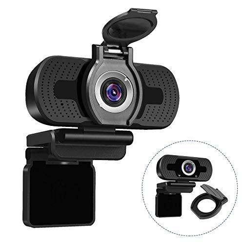🥇 Dericam 1080P HD Live Streaming Webcam