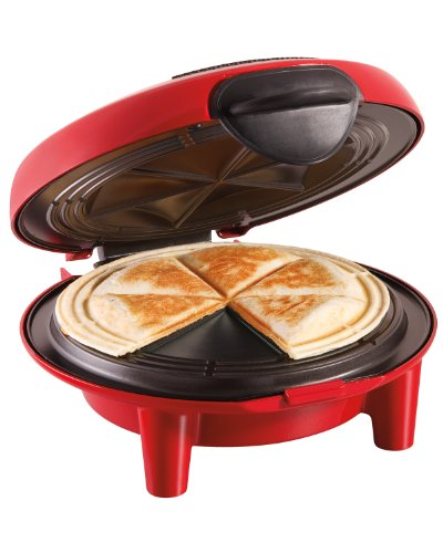 Hamilton Beach Quesadilla Maker: Make Dinner in 5 Minutes