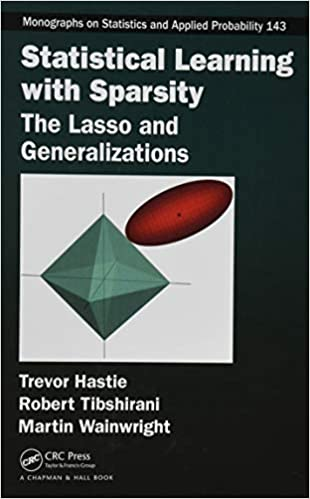 free data science books - statistical learning with sparsity