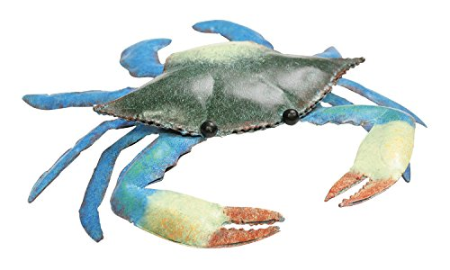 Regal Art & Gift Blue Crab Decor