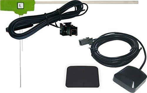 CN-MW50D 対応 GPSアンテナ + ワンセグフィルムアンテナ VR1タイプ セット【低価格高品質タイプ】 【パナソニック】