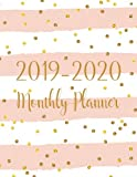 2019-2020 Monthly Planner: Two Year - Monthly Calendar Planner | 24 Months Jan 2019 to Dec 2020 For Academic Agenda Schedule Organizer Logbook and ... Monthly Calendar Planner 8.5 x 11) (Volume 4)