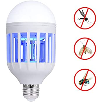 Amazon Com Zapplight Led 60w Bug Zapper Bulb By Bulbhead