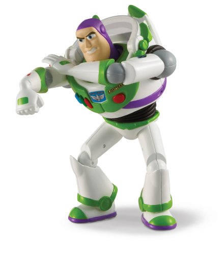 Toy Story 3 Defender Buzz Lightyear Action Figure