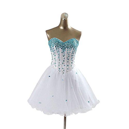 Buy beautiful short dresses for prom - 1
