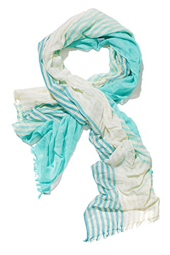 Ladies Striped Thread Fashion Scarves product image