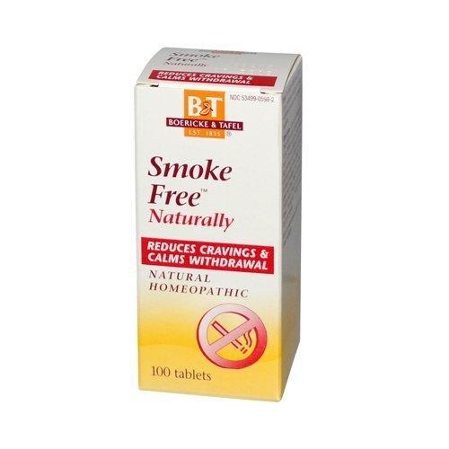 Boericke & Tafel Tafel, Smoke Free, 100 Stop Smoking Tablets by Boericke & Tafel