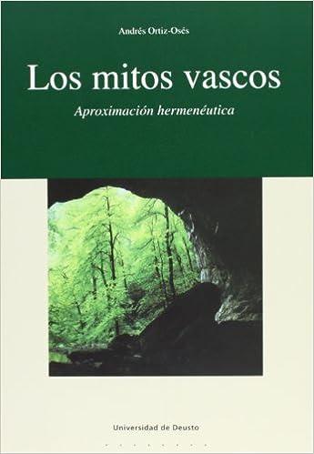 Mitos Vascos, Los (Euskal Herria): Amazon.es: Ortiz-Osés, Andrés: Libros