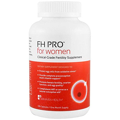 FH Pro for Women: Clinical Grade Fertility Supplement For Sale