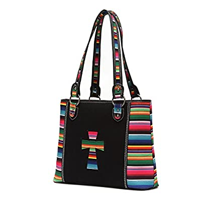 Concealed Carry Western Handbag With Purse