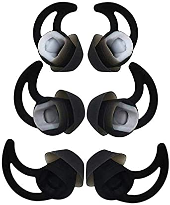 12pcs 6 Pairs S//M//L Earbuds buds Eartips Ear tips for SoundSport Wireless