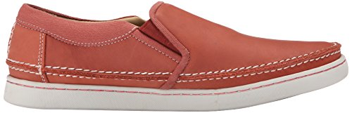 Sebago Mens Ryde Slip-On Loafer Rust Leather