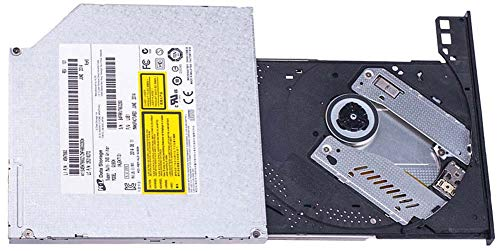 (AS NEW Laptop SATA Slim 9.5mm DVD-RW Burner Drive GU90N GU10N GUB0N GU61N GU71N CD-R/RW, DVD-R/RW/+R/+RW/ +/-R DL Disc Read and Write Compatible, M-DISC/+R SL Read and Write)