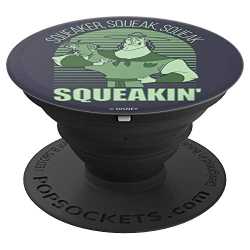 Disney Emperors New Groove Kronk Squeaker, Squeakin' - PopSockets Grip and Stand for Phones and Tablets