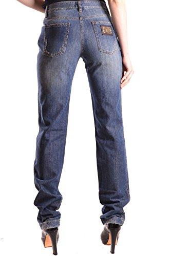 Coton Femme Jeans Dolce Bleu E MCBI099037O Gabbana qR01wpB