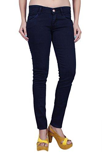 STUDIO NEXX Women #39;s Indigo Slim Fit Jeans
