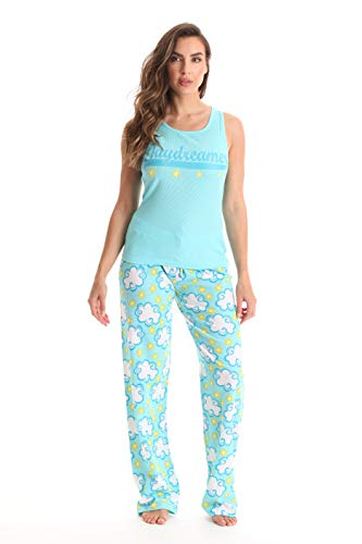 Just Love Womens Pajamas Cotton Pants Set 6330-10302-2X