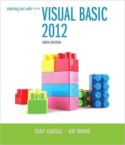 Murachs Visual Basic 2012 Pdf