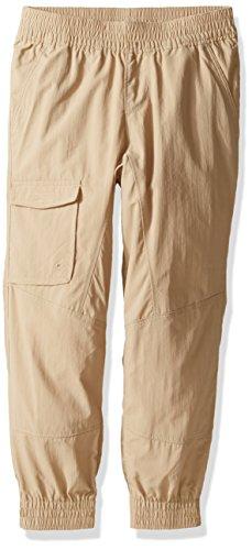 - Columbia Girls Silver Ridge Pull-on Banded Pant, British Tan, Small