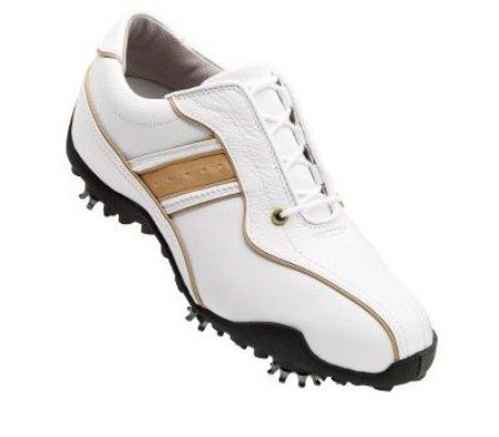 Footjoy Womens Summer Series - Women's Footjoy Summer Series Golf Shoes White Size 9.5