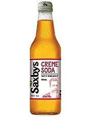 Saxby's Crème Soda, 15 x 330 Milliliters