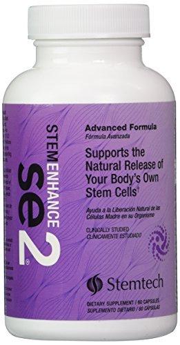 Stem Enhance SE2 Advanced Formula (60 capsules/550mg) by Stemtech Health Sciences Inc.