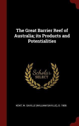 The Great Barrier Reef of Australia; its Products and Potentialities pdf