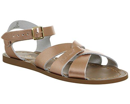 Sandalias De Agua Salada De Hoy Shoe Sandalia Original De Oro Rosa