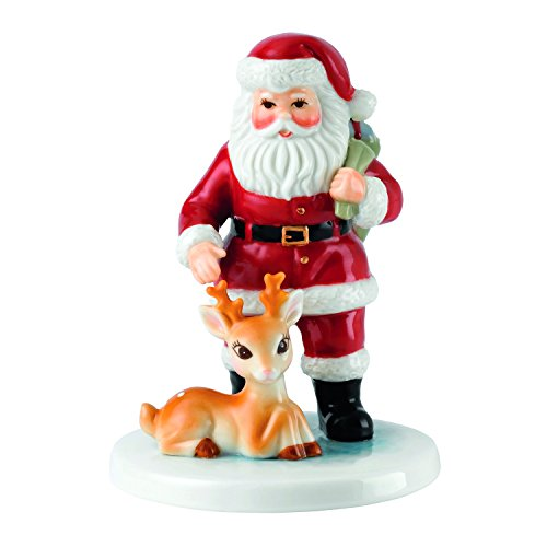 Royal Doulton Nostalgic Christmas Figurines Lets Get Going 4.9