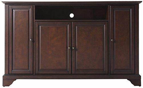Crosley Furniture LaFayette 60-inch TV Stand - Vintage Mahogany