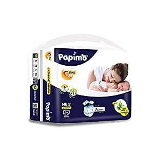 Papimo New Born Baby Diapers...