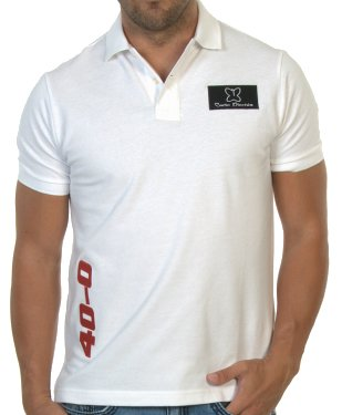Amazon.com : 40-0 Padel Mens Polo Size Small : Everything Else