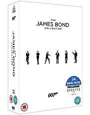 James Bond Boxset (24 Titles) Dvd (24 Dvd) [Edizione: Regno Unito]