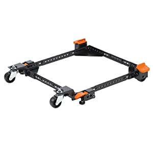 Htc 3000 Heavy Duty Universal Adjustable Mobile Base With