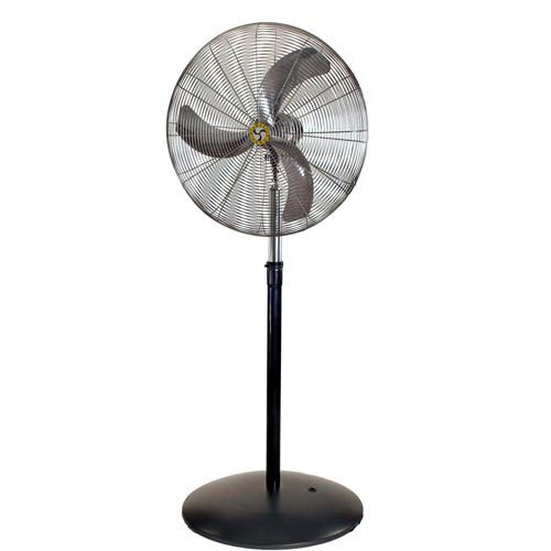 Airmaster 20900 Heavy-Duty Air Circulator, Pedestal Mount, 30'' Prop Diameter, 115V, 1/3HP Motor by Airmaster