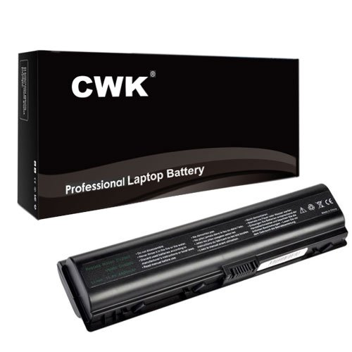 CWK 12 Cell High Capacity Laptop Notebook Battery for HP ...