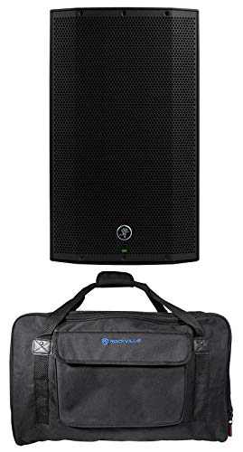 Mackie Thump12A THUMP-12A 12' 1300w Powered DJ PA Speaker+Weatherproof Carry Bag