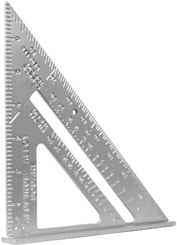 Performance Tool W5052 Rafter Square, 7