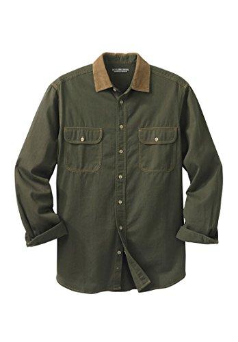 Corduroy Big Shirt - 3